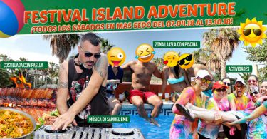 Island Party Mas Sedo