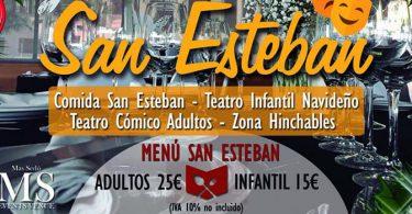 Día de San Esteban 2017 Mas Sedó