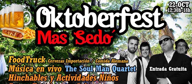 Oktoberfest Mas Sedo 2017