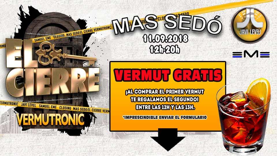 Vermutronic Level Mas Sedó Reus Tarragona